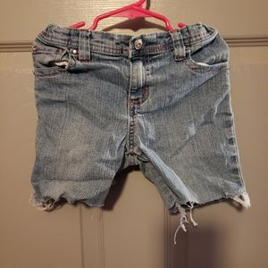 Cut off Jean shorts